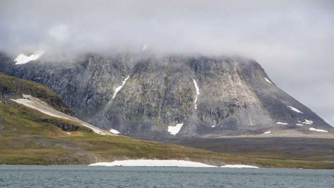 The incredible rugged beauty of the Labrador coast near Torngats Mountain National Park. (photo copyright Shelley L. Ball)