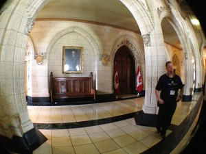 We had the full tour inside the main building, which is an architectural piece of art in its own right